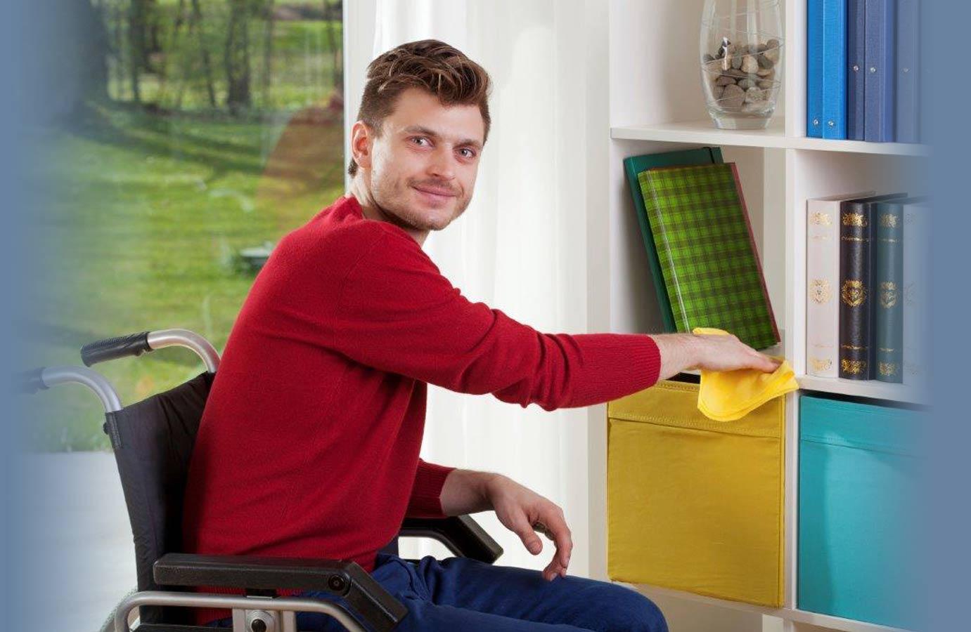 Disability Help Testimonials mobile image - Testimonials