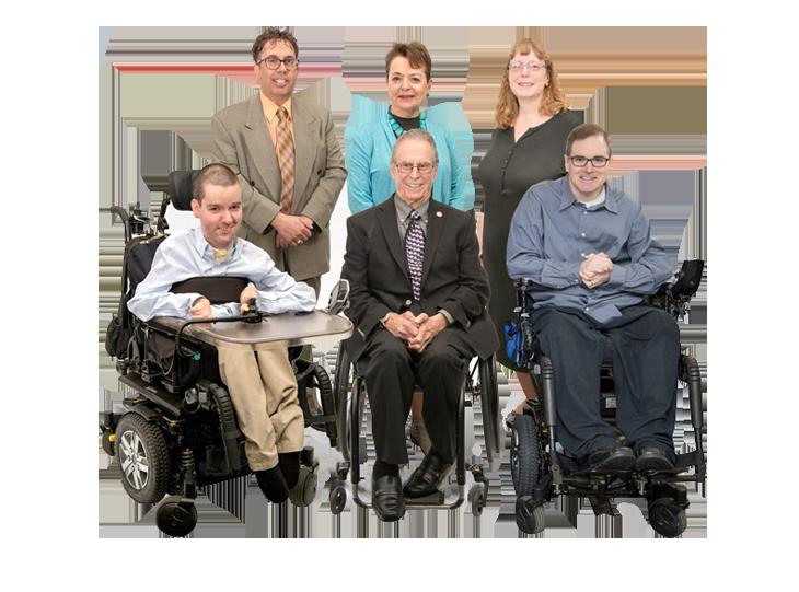 board meber team - About MyCIL