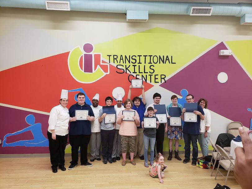 Congratulations Graduates of the TSC's Culinary Program!