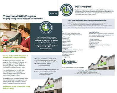 pre employment and transitional skills program overview203x262 - Transitional Skills Center
